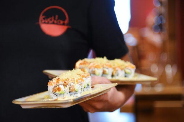 Catering sushi a domicilio milano sushi art zona brera